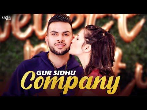 Company Song Lyrics - Gur Sidhu