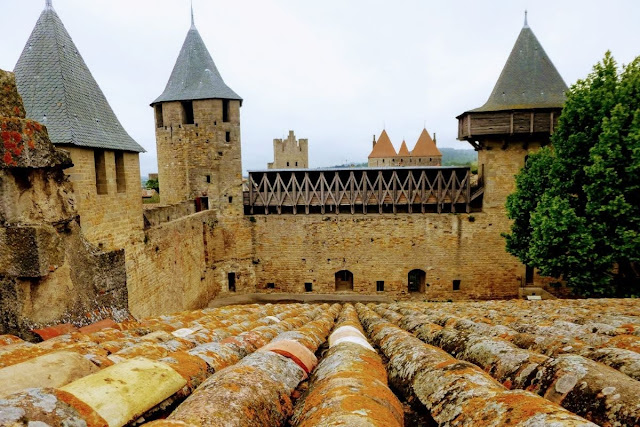 Things to do in Carcassonne: Visit Carcassonne Castle