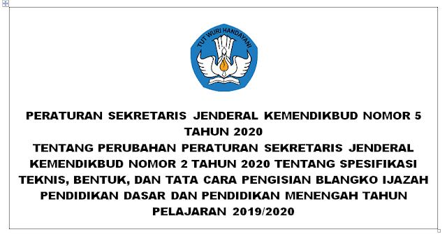 Tanggal Kelulusan SD SMP SMA SMK Tahun  TANGGAL KELULUSAN SD SMP SMA SMK TAHUN 2020 (TAHUN PELAJARAN 2019/2020)