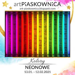 """KOLORY """"neonowe"""""""