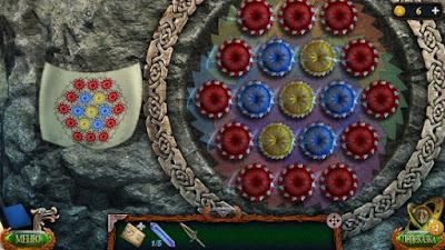 окончательное решение мини игры в игре затерянные земли 4 скиталец