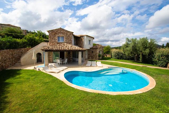 Villas resort hotel-Castiadas-Sardegna