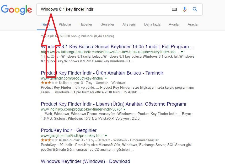 windows 7 ürün anahtarı etkinleştirme programı indir
