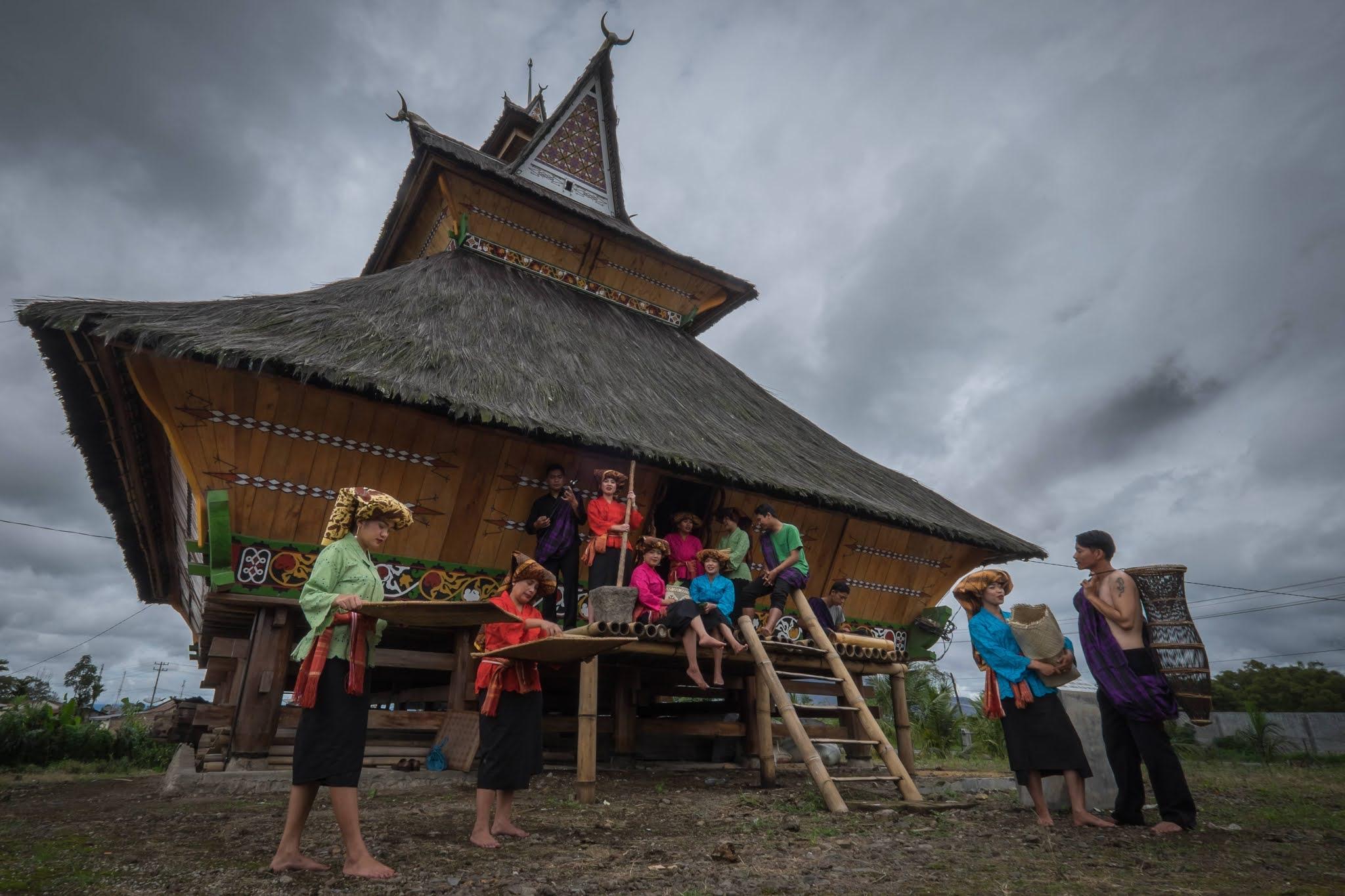 Pantangan Dalam Masyarakat Suku Karo