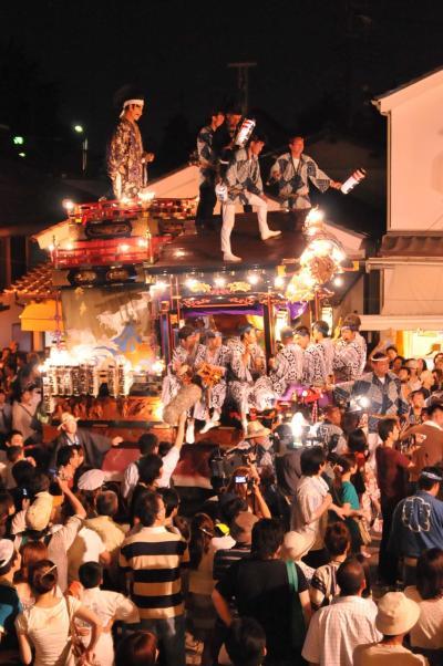 Narita Gion Matsuri (float parade festival), Chiba