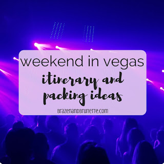 What to do on a long weekend in Las Vegas and what to wear for a weekend in Vegas. Vegas itinerary for first timers. Vegas for 20 year olds. cheap vegas trip. how to save money in vegas. best friend getaway to vegas. | brazenandbrunette.com