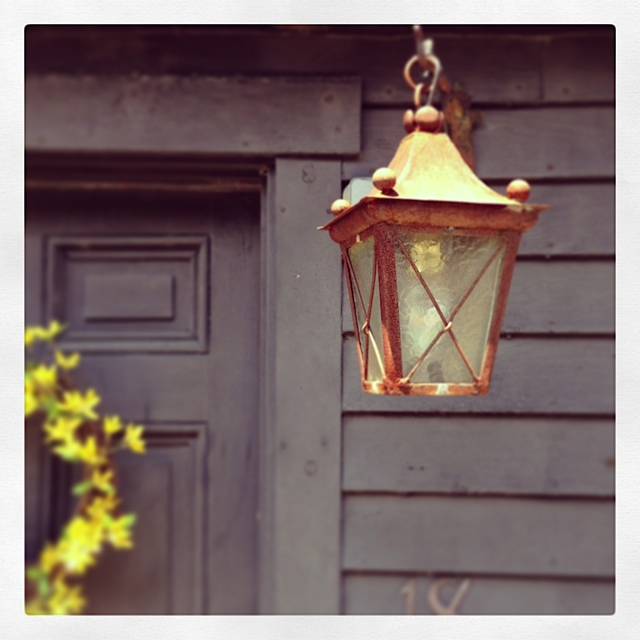 Snug Harbor Lantern