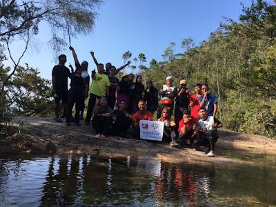 Mendaki Gunung: Chemerong, Berembun, Lansir (CBL)