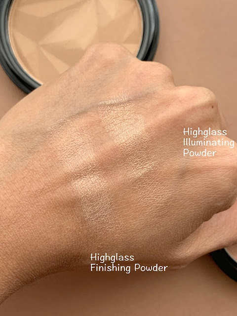 NYX High Glass Powders, New Shades Of Butter Gloss