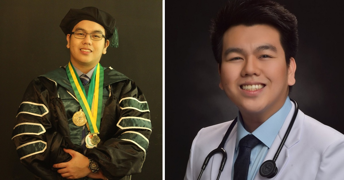 Vien Christian Lim Lansangan Top 4 Physician and Pharmacist board exam