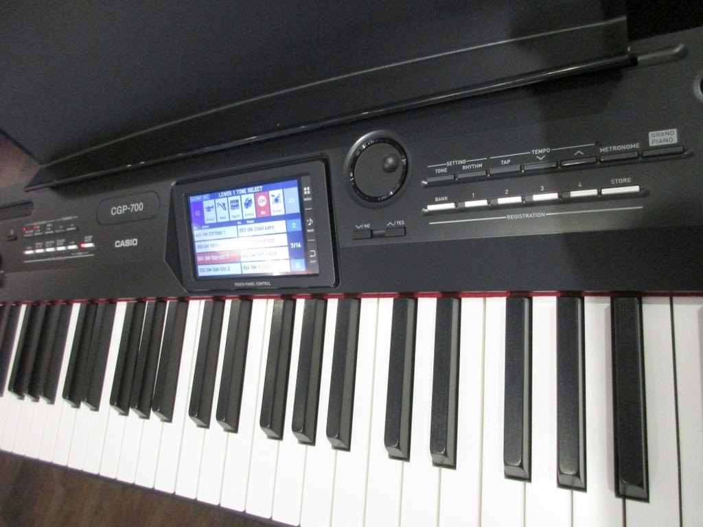 az piano reviews review casio cgp700 vs px360 digital piano recommended. Black Bedroom Furniture Sets. Home Design Ideas
