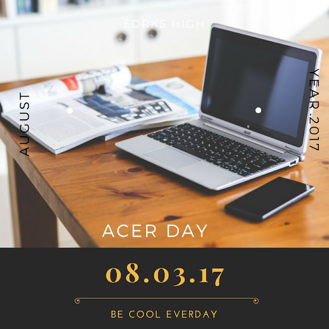 Acer Day 2017