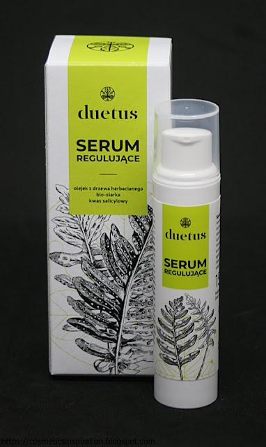 Sylveco - Duetus - Serum regulujące