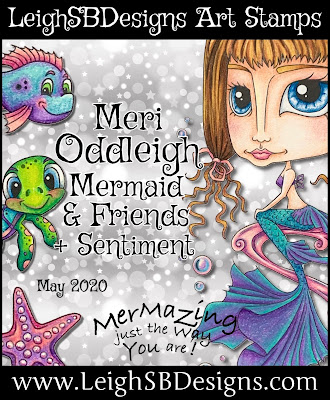 Meri Oddleigh and Friends - MerMay 2020 Release