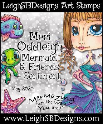 Meri Oddleigh and Friends - MerMay 2020 Release