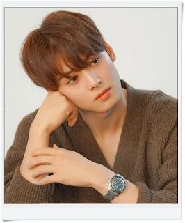 Cha Eun Woo Boyband ASTRO