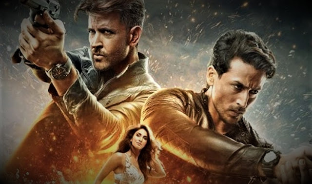 War Movie Download in Hindi 2019 Leaked By Tamilrockers