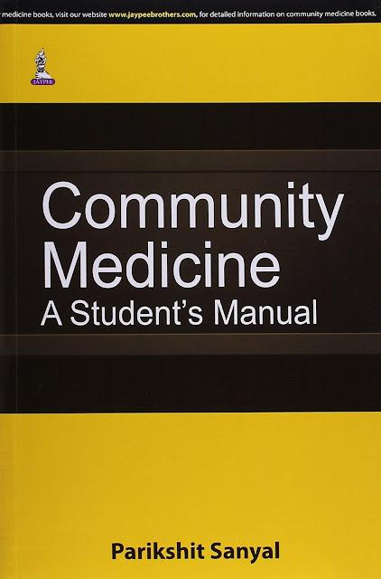 Y tế Cộng đồng Giáo trình dành cho Sinh viên