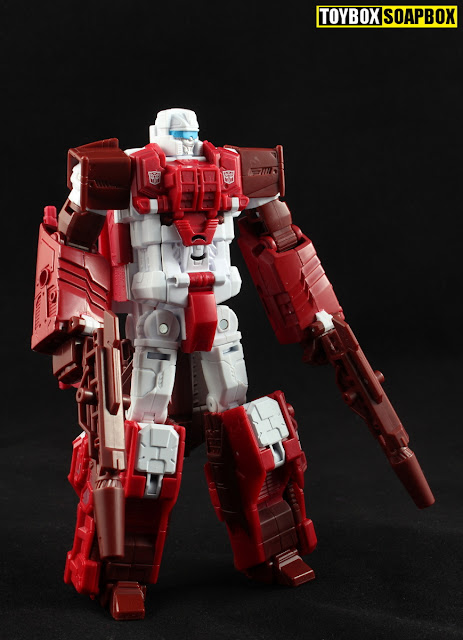 unite warriors scattershot