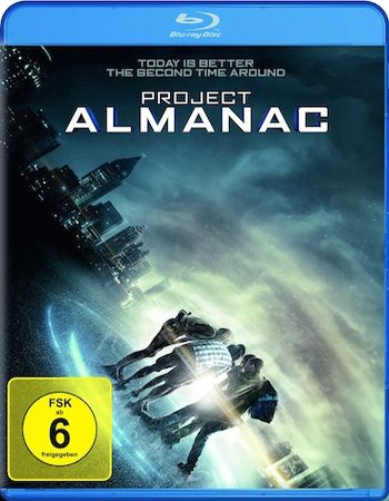 Project Almanac (2015) Dual Audio Hindi 720p BluRay 950MB ESubs Movie Download