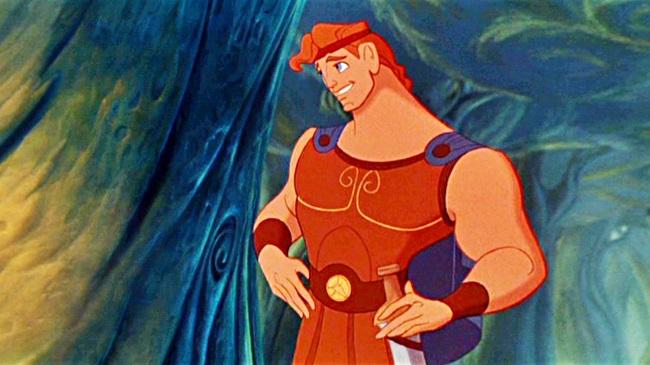 Hércules/Disney/Reprodução
