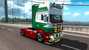 Knut Enger Transport skin for Scania RJL