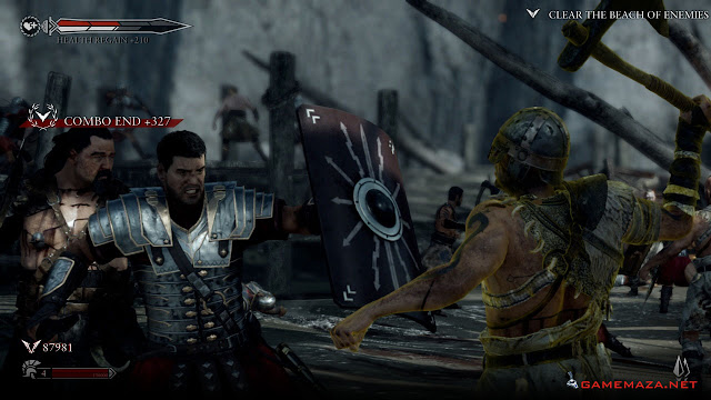 Ryse Son of Rome Gameplay Screenshot 4