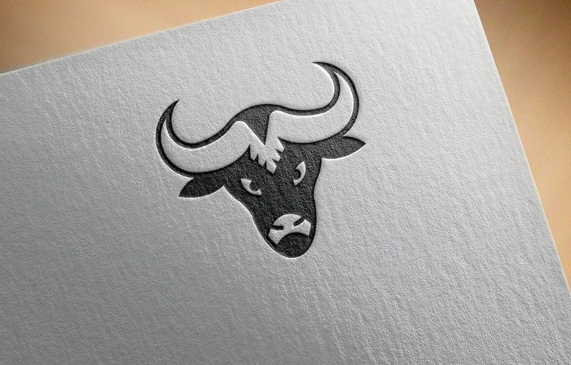 Download Free Taurus Horoscope Logo for Business