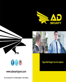 AD Security – Servicios Integrales de Seguridad