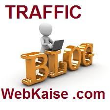 Blog Traffic Kaise Badaye
