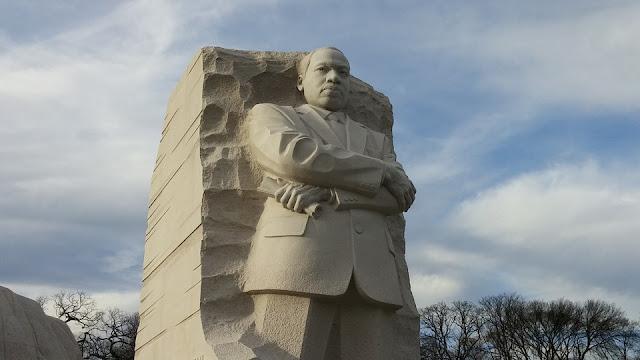 Martin Luther King, Jr. Memorial Statue in Washington, DC