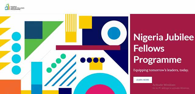 Nigeria Jubilee Fellows Programme 2021 / About NJFP, How It Works, Get Involved, Resources, and etc