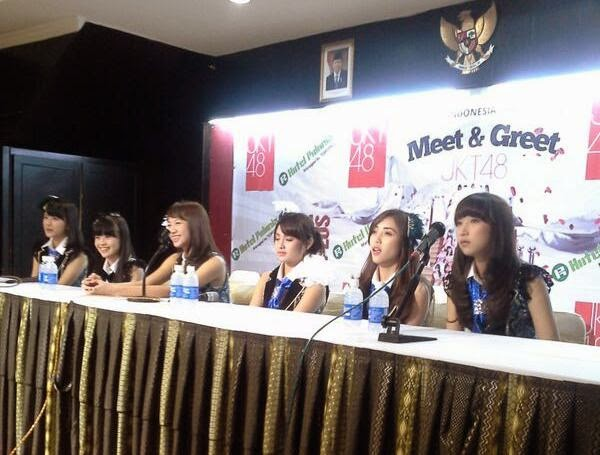 Meet and Greet JKT48 Medan