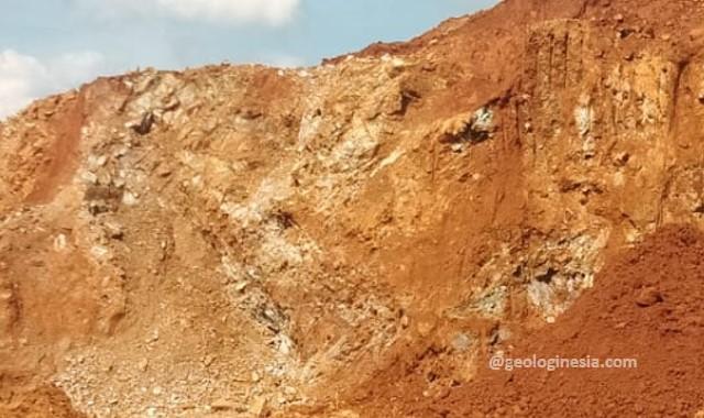 perbedaan antara pelapukan dan erosi