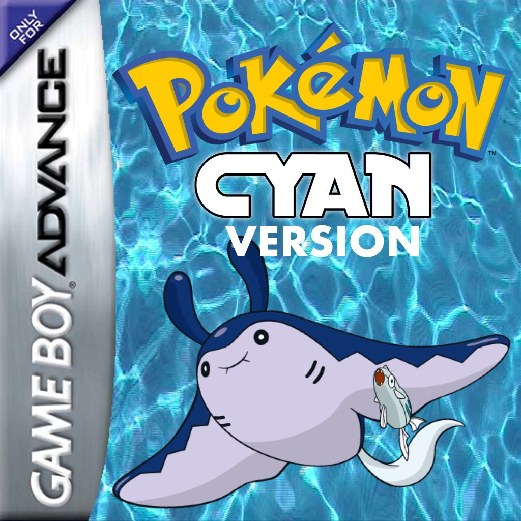 Pokemon cyan complete download