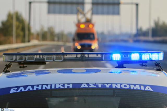 Άρτα: Συνελήφθη 25χρονος στην Ιόνια Οδό, ο οποίος μετέφερε με Ι.Χ.Ε. αυτοκίνητο δύο μη νόμιμους αλλοδαπούς