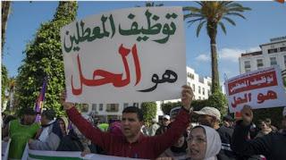 نسبة البطالة في المغرب