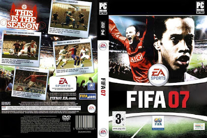 Get Free Download Game Fifa 2007 for Computer PC or Laptop