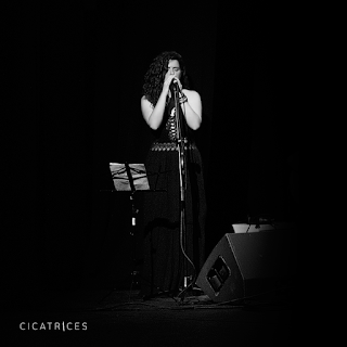 Paloma Mínguez en Cicatrices, Abraham Arvelo