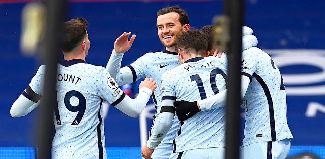 Crystal Palace vs Chelsea Highlights