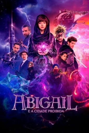 Abigail e a Cidade Proibida (2019) Download