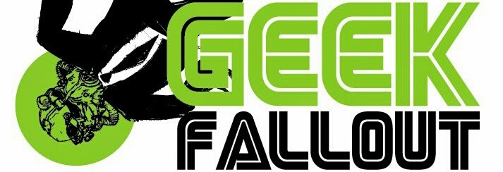 Part of the Geek Fallout Podcast