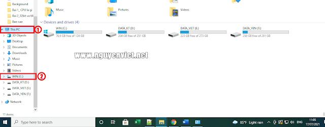 Cách phân biệt windows 32 bit và 64 bit