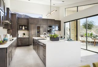 Kitchen remodeling by professional kitchen designers