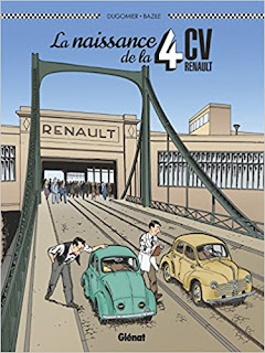 La Naissance De La 4CV de Dugomier PDF