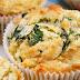 Receita de Muffin de Espinafre