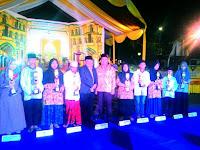 Kecamatan Cipocok Jaya Tampil Juara Umum MTQ VII Kota Serang