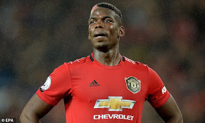 Manchester United Suffer Financial Blow As Chevrolet Swerve £400m Shirt Deal