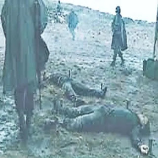 Militares a indagatoria por torturas en Malvinas