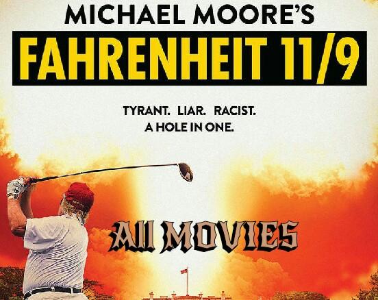 Fahrenheit 11/9 Movie